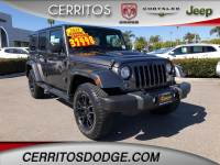 2018 Jeep Wrangler JK Unlimited Sahara 4x4 for Sale in Cerritos
