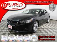 2015 Mazda Mazda6 Grand Touring w/ Navigation,Leather,Sunroof,Heated Front Seats, And Backup Camera.