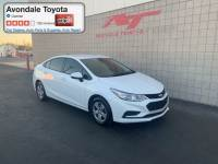 Pre-Owned 2018 Chevrolet Cruze LS Auto Sedan Front-wheel Drive in Avondale, AZ