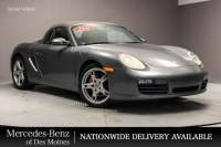 Used 2006 Porsche Boxster 2dr Roadster S in Des Moines