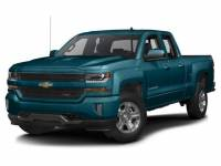 Used 2017 Chevrolet Silverado 1500 LT Truck Double Cab 4WD for Sale in Stow, OH