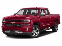 Used 2017 Chevrolet Silverado 1500 LTZ Truck Double Cab 4WD for Sale in Stow, OH