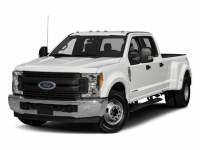 2017 Ford F-350 XL Truck Crew Cab Power Stroke V8 DI 32V OHV Turbodiesel