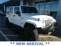 2013 Jeep Wrangler Unlimited Unlimited Sahara SUV in Denver