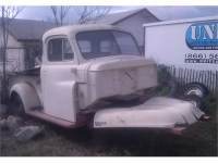 1952 Dodge Jobrated Truck