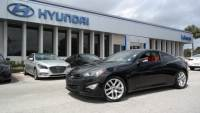 Certified Used 2015 Hyundai Genesis Coupe 3.8 Base w/Gray Seats for sale in Miami