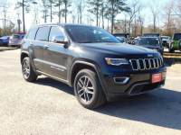 2017 Jeep Grand Cherokee Limited 4x4 SUV in Norfolk