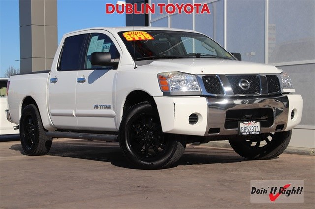 Photo Used 2006 Nissan Titan SE Truck in Dublin, CA