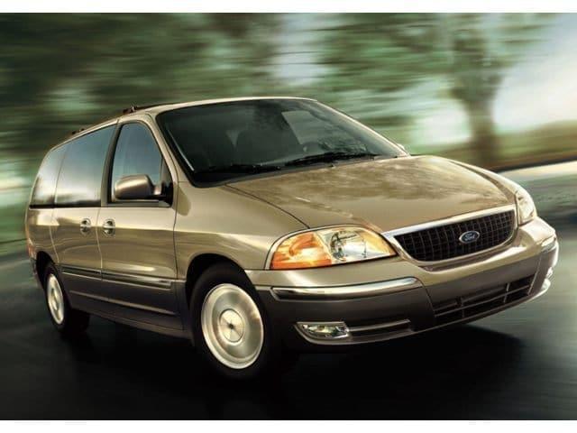 Photo Used 2003 Ford Windstar in Harlingen, TX