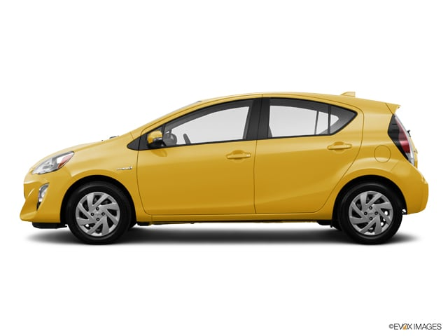 Photo Used 2016 Toyota Prius c One For Sale Chicago, IL