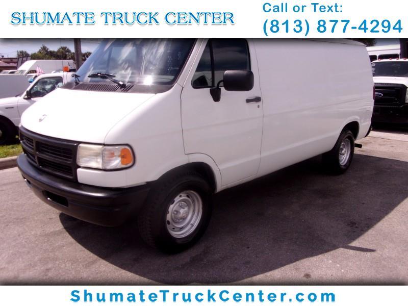 Photo 1997 Dodge Ram Van B-2500 Cargo Van