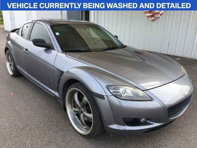 Photo 2004 Mazda RX-8 6 Speed Manual Coupe