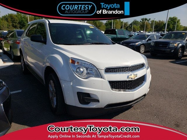 Photo Pre-Owned 2014 Chevrolet Equinox LS SUV in Jacksonville FL