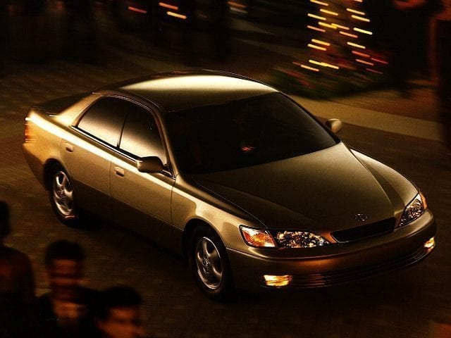 Photo Used 1997 LEXUS ES 300 Luxury Sport Sdn for Sale in Clearwater near Tampa, FL