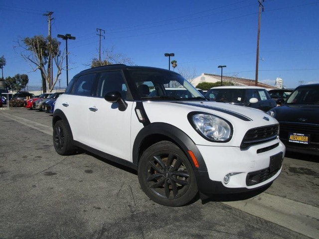 Photo 2016 MINI Cooper Countryman Cooper S Countryman