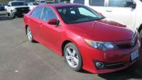 Used 2012 Toyota Camry SE Sedan in Springfield