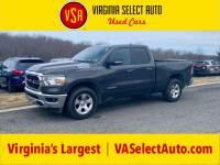 Used 2019 Ram 1500 Big Horn Quad Cab 4x4 Truck for sale in Amherst, VA