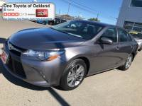Certified Pre-Owned 2017 Toyota Camry Sedan in Oakland, CA