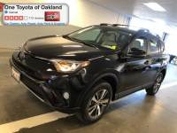 Pre-Owned 2017 Toyota RAV4 XLE SUV in Oakland, CA
