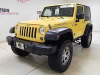 2008 Jeep Wrangler 4WD 2dr Rubicon SUV 4x4 For Sale | Jackson, MI