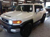 2013 Toyota FJ Cruiser 4WD 4dr Auto Sport Utility for Sale in Mt. Pleasant, Texas