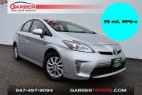 Certified Pre-Owned 2013 Toyota Prius Plug-in FWD 5D Hatchback