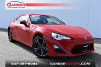 Certified Pre-Owned 2016 Scion FR-S RWD 2D Coupe