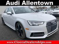 Used 2017 Audi A4 2.0T Premium Plus For Sale in Allentown, PA