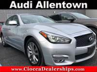 Used 2016 INFINITI Q70 5.6 w/ Deluxe Touring and Performance For Sale in Allentown, PA