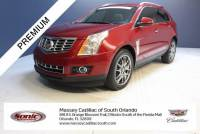 Certified Pre-Owned 2015 Cadillac SRX FWD 4dr Premium Collection