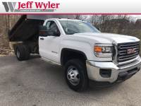 2015 GMC Sierra 3500HD Chassis Base Truck Regular Cab