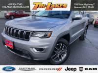 Used 2017 Jeep Grand Cherokee Limited SUV