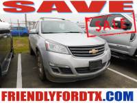 Used 2016 Chevrolet Traverse LT SUV V6 SIDI for Sale in Crosby near Houston