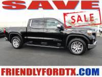 Used 2019 GMC Sierra 1500 SLT Truck EcoTec3 V8 for Sale in Crosby near Houston
