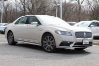 2017 Lincoln Continental Reserve Sedan GTDI V6