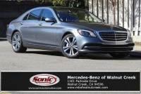 Demo 2018 Mercedes-Benz S-Class S 450 4MATIC Sedan