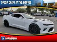 Certified 2016 Chevrolet Camaro SS Coupe in Jacksonville FL