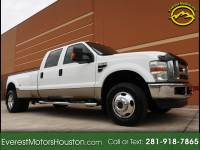 2008 Ford F-350 SD LARIAT CREW CAB LONG BED DUALLY 4WD