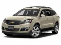 2017 Used Chevrolet Traverse AWD 4dr LT w/1LT For Sale in Moline IL | Serving Quad Cities, Davenport, Rock Island or Bettendorf | P19128
