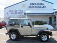 Used 2004 Jeep Wrangler Sport 4x4 For Sale Bend, OR