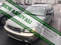 Used 2003 Subaru Outback 2.5 For Sale In Ann Arbor