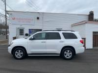 2008 Toyota Sequoia Limited 4WD 6-Speed Automatic