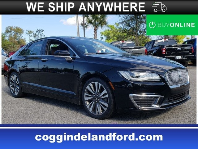 Photo Certified 2017 Lincoln MKZ Reserve Reserve FWD 4 in Orlando FL