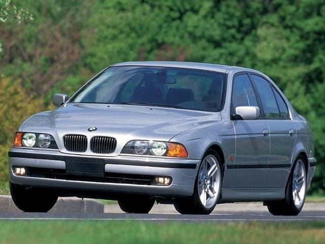 Photo 2000 BMW 5 Series 540i Sedan