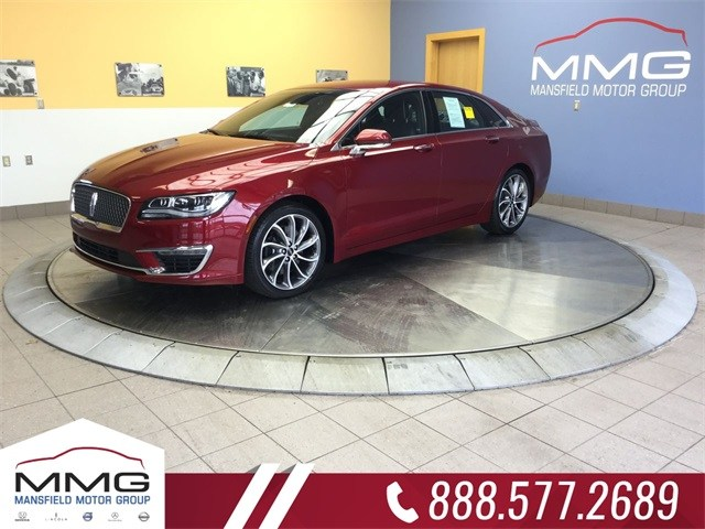 Photo 2017 Lincoln MKZ Reserve Sedan  Mansfield, OH