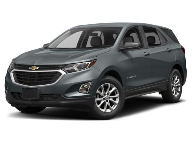 Photo Used 2019 Chevrolet Equinox LS SUV in Bowie, MD