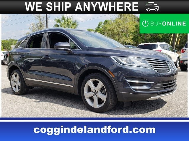 Photo Certified 2015 Lincoln MKC FWD in Jacksonville FL