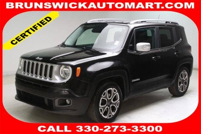 Photo Used 2015 Jeep Renegade Limited FWD in Brunswick, OH, near Cleveland