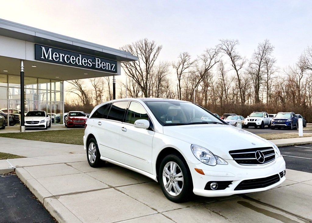 Photo Pre-Owned 2009 Mercedes-Benz R 350 R-Class