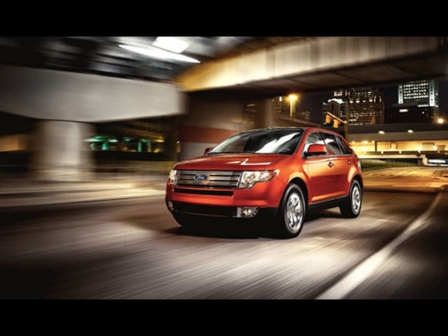 Photo Used 2008 Ford Edge 4dr Limited AWD For Sale in Oshkosh, WI